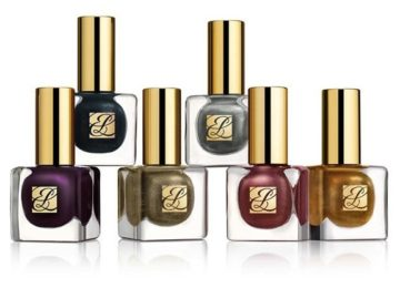 Estee Lauder Fall 2012 Pure Color Nail Lacquer Collections