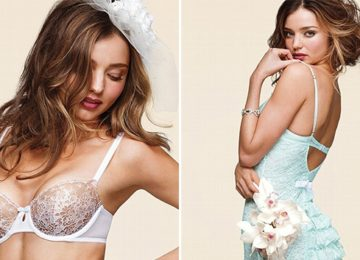 Victoria's Secret Bridal Lingerie Spring/Summer 2013 Collection