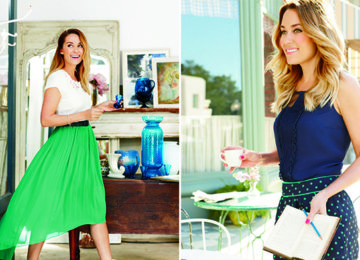 LC Lauren Conrad for Kohl's Spring/Summer 2013 Lookbook
