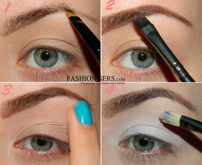Sixties Inspired Twiggy Makeup Tutorial Fashionisers