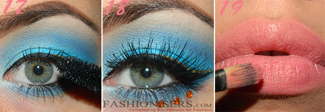Dior-Inspired Bejeweled Eye Makeup Tutorial