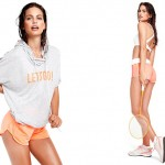 Oysho Summer Gymwear 2013 Lookbook