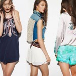 Pull &amp; Bear Yumi 2013 Lookbook