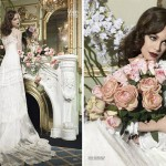 YolanCris Romantic Vintage Bridal Collection 2014