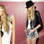Bershka June 2013 Lookbook