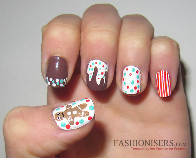 New Year's Eve Nail Art Designs That Scream Cuteness