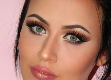 Metallic Mandarin Makeup Tutorial