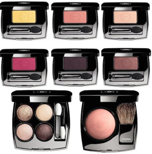 Chanel États Poétiques Fall 2014 Makeup Collection