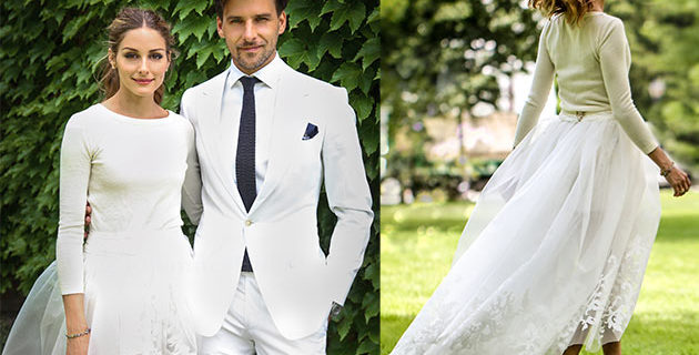Olivia Palermo's Perfect Countryside Wedding