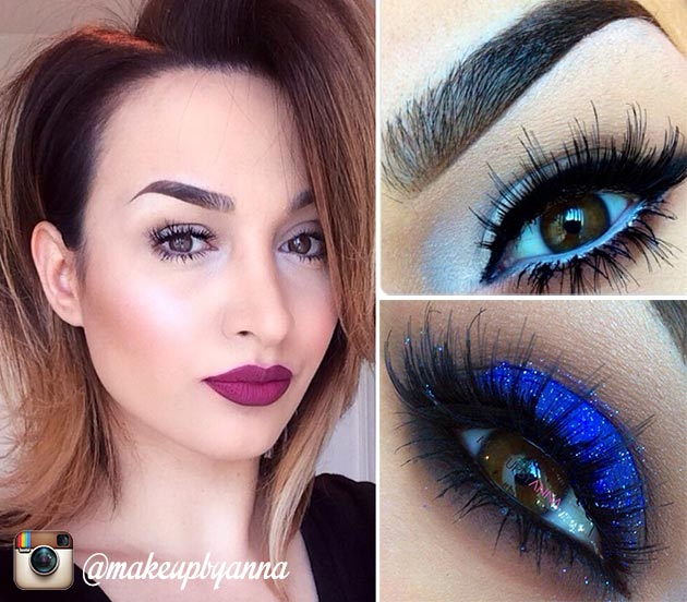 15 Instagram Beauty Gurus Worth Following: Makeup by Anna
