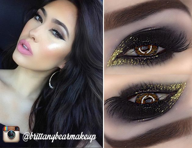 15 Instagram Beauty Gurus Worth Following: BrittanyBearMakeup