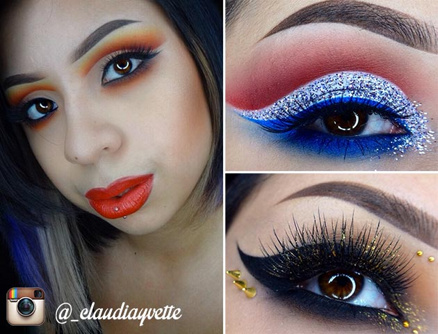 15 Instagram Beauty Gurus Worth Following: Claudia Yvette