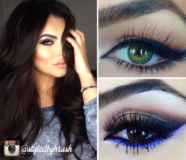 15 Instagram Beauty Gurus Worth Following: Hrush Achemian
