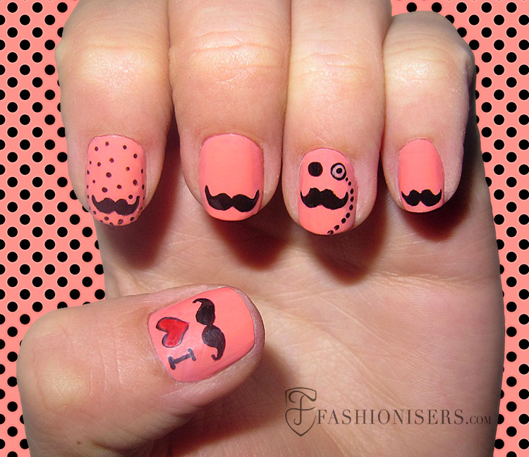20 Fun Summer Nail Art Designs