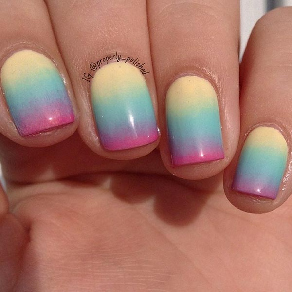 80 Classy Nail Art Designs for Short Nails - 101 Classy Nail Art Designs For Short Nails Fashionisers