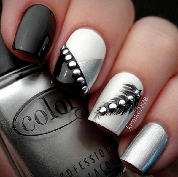 Instagram inspired 10 smashing nail art designs for long nails instagram inspired 10 smashing nail art designs for long nails prinsesfo Gallery