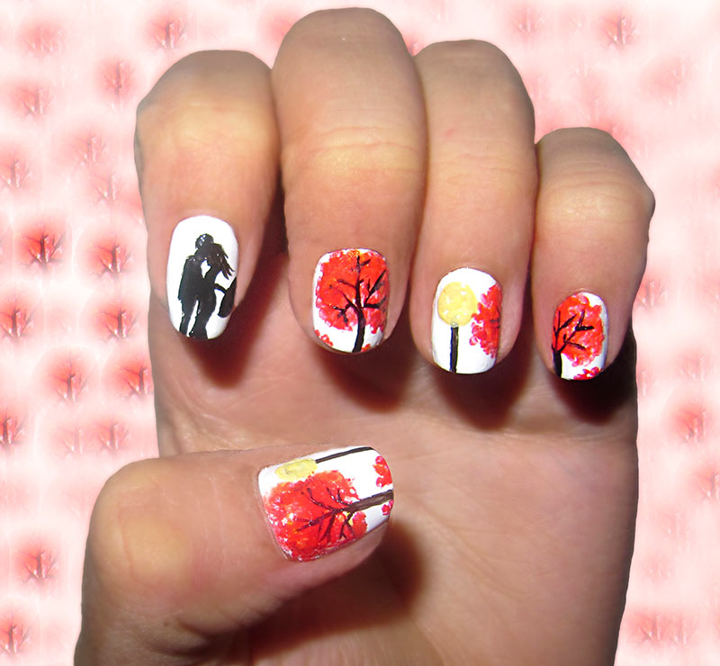 Dreamy Fall Nail Art Ideas - 13 Dreamy Fall Nail Art Designs That Are More Than Exciting