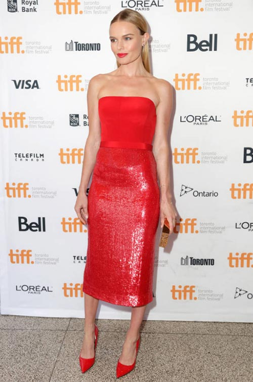 Holiday Party Style Tips for 2014: Red