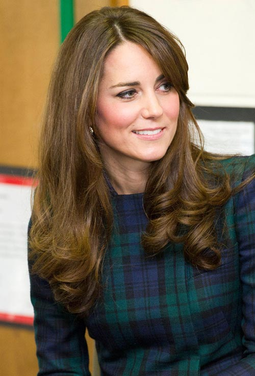 Timeless Hairstyles for Women That Will Never Get Out of Style: Kate Middleton