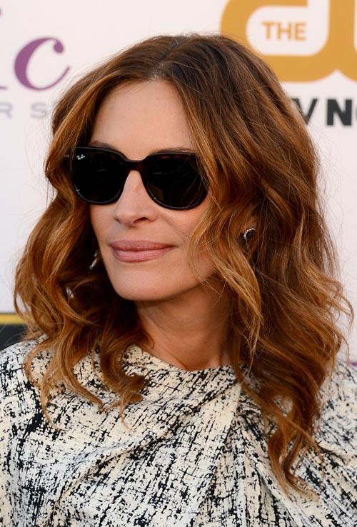 Timeless Hairstyles for Women That Will Never Get Out of Style: Julia Roberts