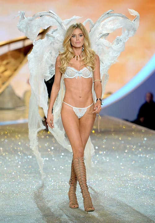 Victoria's Secret Angels Exercise Routines: Doutzen Kroes