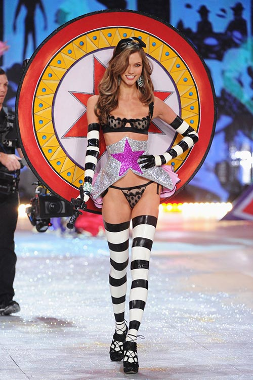 Victoria's Secret Angels Exercise Routines: Karlie Kloss