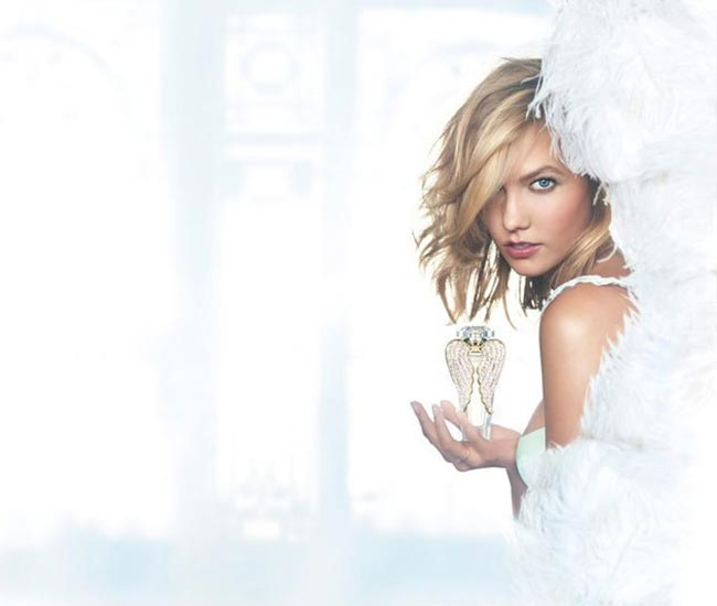 Victoria's Secret Dream Angels Holiday 2014 Campaign
