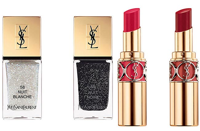 YSL Spring 2015 Makeup Products