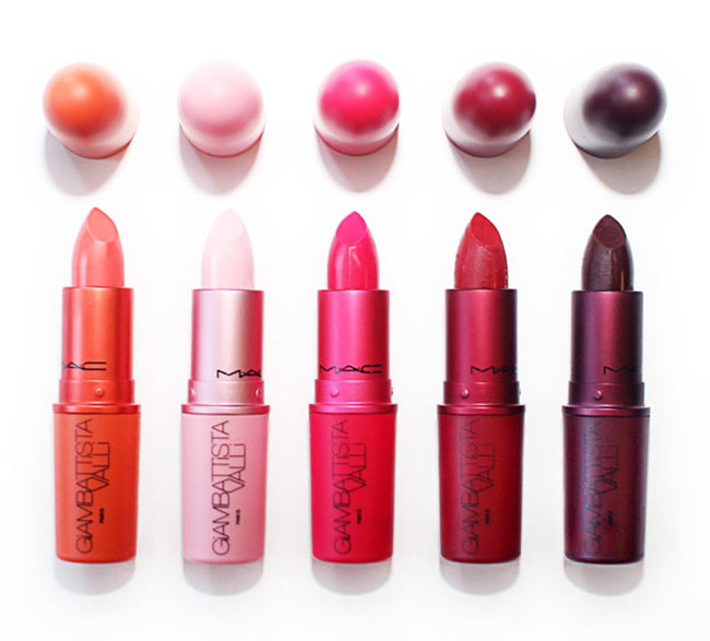 Giambattista Valli for MAC Summer 2015 Makeup Line