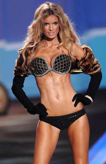 2009: Victoria's Secret Harlequin Fantasy Bra