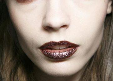 Winter's Metallic Makeup Trend for Holidays 2014