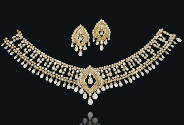 Most Legendary Jewelry Sales: The Princess Salimah Aga Khan Sale, Christie's, 1995