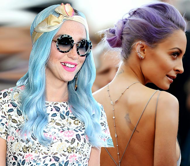 Pretty pastel hair color ideas you might like to consider pretty pastel hair color ideas urmus Choice Image