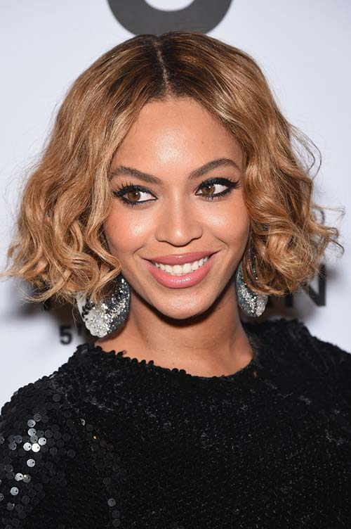 20 Short Hairstyles Celebs Love to Wear: Beyonce Knowles