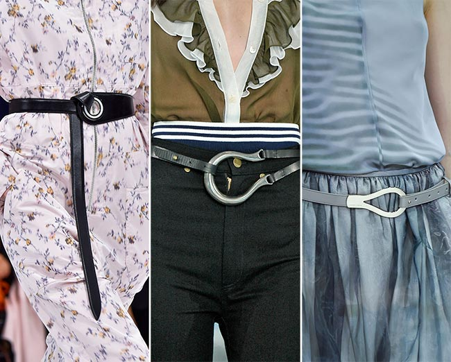 Spring/ Summer 2015 Accessory Trends: Harness Belts