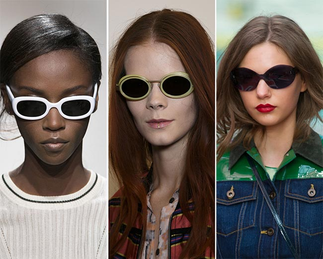 Spring/ Summer 2015 Eyewear Trends: Oval Sunglasses