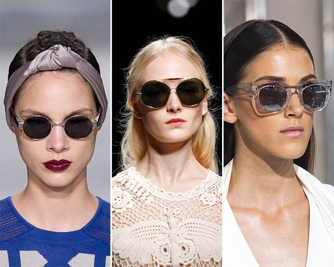 Chanel Retro Sunglasses  spring summer 2016 eyewear trends fashionisers