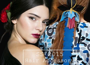 Spring/ Summer 2015 Hair Accessory Trends