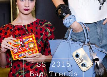 Spring/ Summer 2015 Handbag Trends