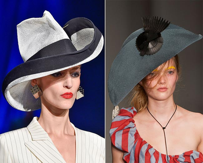 Spring/ Summer 2015 Headwear Trends: Cowboy, Cavalier and Pirate Hats