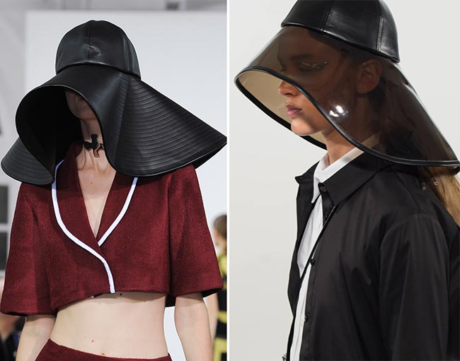 Spring/ Summer 2015 Headwear Trends: Oversized Floppy Hats