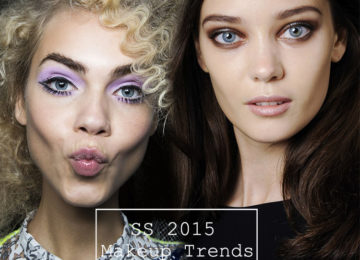 Spring/ Summer 2015 Makeup Trends