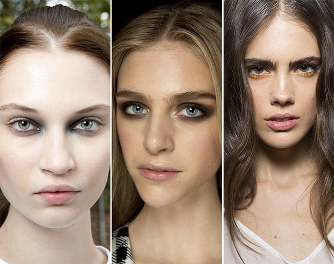 Spring/ Summer 2015 Makeup Trends: Smokey Eye Makeup
