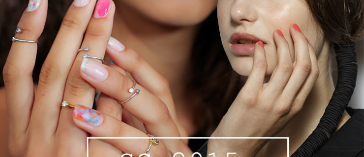 Spring/ Summer 2015 Nail Trends