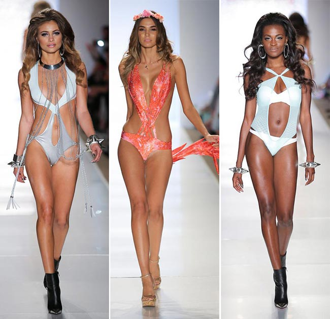 Spring/ Summer 2015 Swimwear Trends: Monokinis