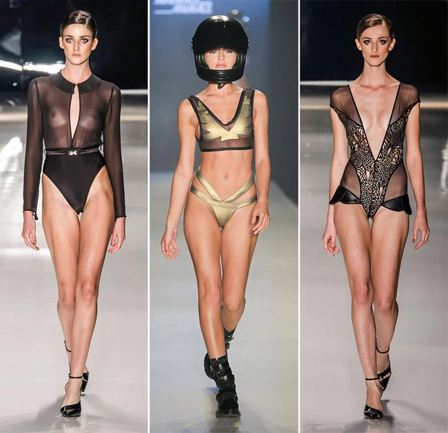 Spring/ Summer 2015 Swimwear Trends: Sheer Swimwear