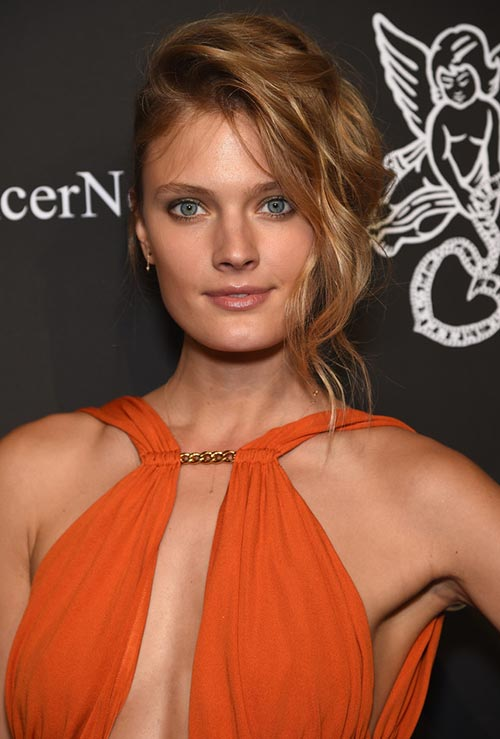 Strawberry Blonde Hair Colors: Constance Jablonski
