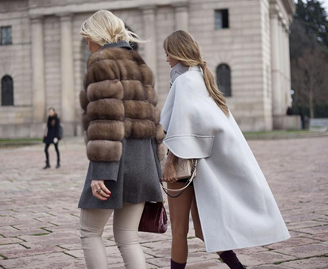 Chic Fall Coats for You to Cozy Up In Style