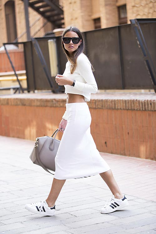 What Style Is Considered Trendy and Posh Now: Sporty Chic Style