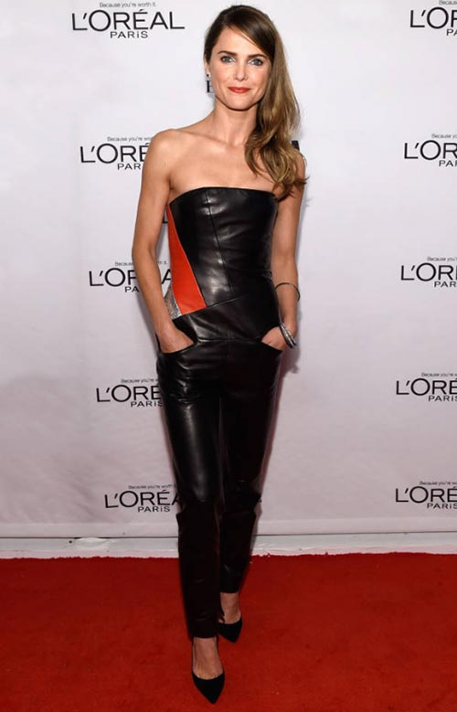 Holiday Party Style Tips for 2014: Leather Bustier